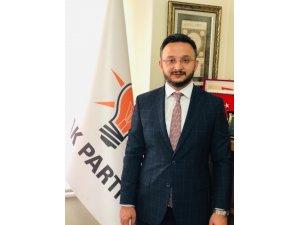 AK Parti İl Başkanı Yanar, 30 Ağustos Zafer Bayramını kutladı