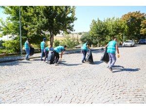 """Elazığ'da """"Denetimli Serbestlik Temiz Çevre Projesi"""""""