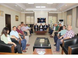 Milletvekili Koçer'den GTB'ye ziyaret