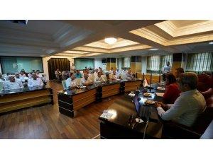 Adıyaman Belediyesinden 'Badem' konulu AR-GE toplantısı