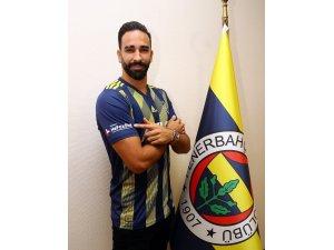 """Adil Rami: """"Fenerbahçe'nin kalitesinden ve modern yapısından çok etkilendim"""""""