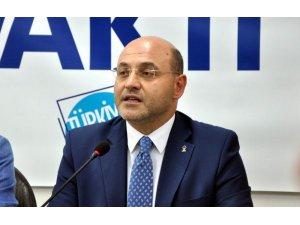 Başkan Ali Çetinbaş: Kahraman ecdadımızın izindeyiz
