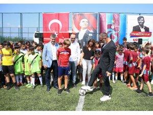 Turgut Uçar Trabzon Cup başladı