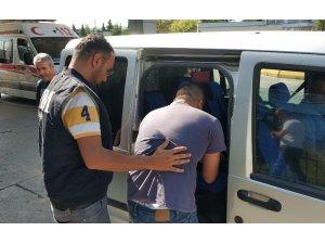 DEAŞ'tan gözaltına alınan yabancı uyruklu şahsa adli kontrol