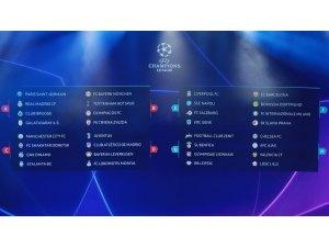 Aslan, Real Madrid ve PSG ile aynı grubu düştü