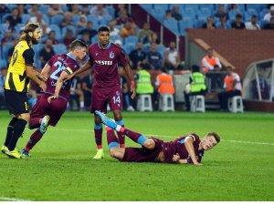UEFA Avrupa Ligi: Trabzonspor: 0 - AEK: 2 (Maç sonucu)