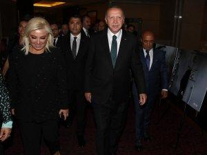"""Cumhurbaşkanı Erdoğan: """"Biz basını daha özgür, daha çoğulcu bir Türkiye arzu ediyoruz"""""""