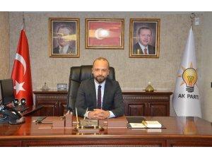 AK Parti Sincan İlçe Başkanı Arslanargun'dan 30 Ağustos Zafer Bayramı mesajı