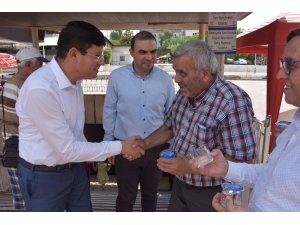 Nazilli'de yaşlı ve engellilerin yardımına belediye yetişti
