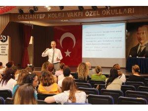 GKV'de kişisel ve örgütsel iletişim semineri