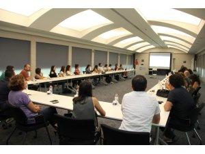 Temiz Üretim Uygulamaları Projesi değerlendirme toplantısı