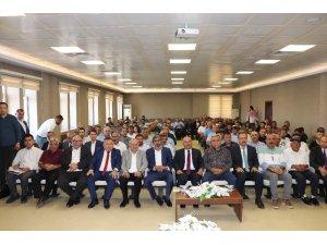 Sivas'ta 164 projeye 44 milyon lira hibe verildi
