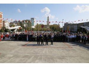 Büyükçemece'de 30 Ağustos Zafer Bayramı kutlandı