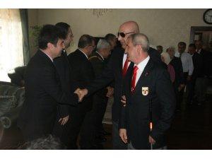 Vali Soytürk tebrikleri kabul etti