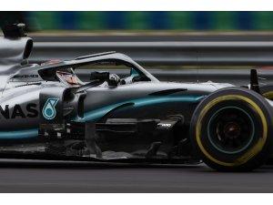 Mercedes-AMG Petronas Belçika'da zafer peşinde