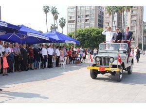 30 Ağustos Zafer Bayramı, Mersin'de coşkuyla kutlandı