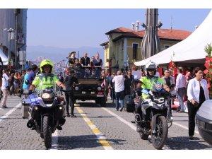 İzmir'de 30 Ağustos coşkuyla kutlandı
