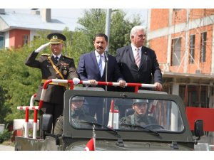 Ardahan'da 30 Ağustos Zafer Bayramı törenle kutlandı