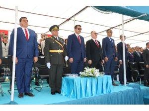 Sivas'ta 30 Ağustos Zafer Bayramı kutlandı