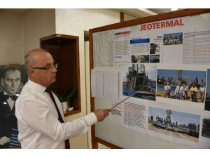 Başkan Kayda'dan jeotermal kuyuları açıklaması