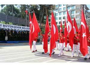 Hatay'da 30 Ağustos Zafer Bayramı kutlandı