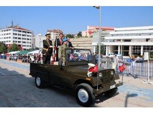 Bolu'da 30 Ağustos Zafer Bayramı kutlandı