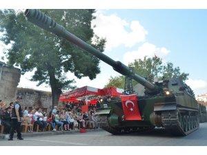 Lüleburgaz'da Zafer Bayramı kutlandı