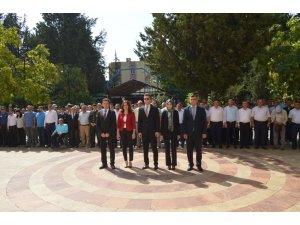 30 Ağustos Zafer Bayramı Besni'de kutlandı