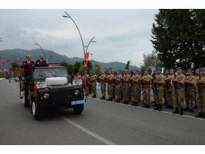 Ordu'da 30 Ağustos coşkusu