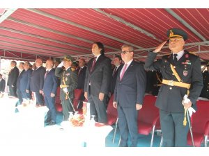 30 Ağustos Zafer Bayramı Amasya'da coşku içinde kutlandı