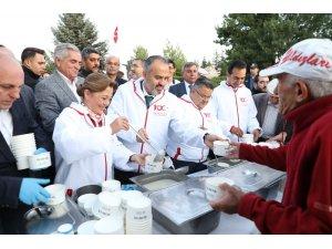 Dumlupınar'dan Bursa'ya zafer coşkusu