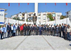 Antalya'nın ilçelerinde 30 Ağustos coşkusu
