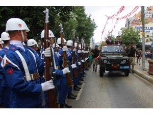 Van'da 30 Ağustos Zafer Bayramı kutlandı