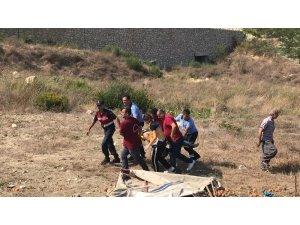 Mersin'deki kazada ölü sayısı 2'ye yükseldi