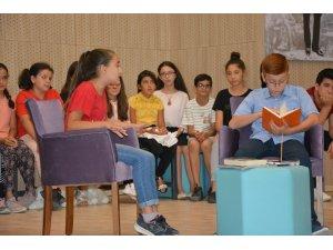 Selendi'de öğrenciler zamanlarını 'Değerli' kullandı