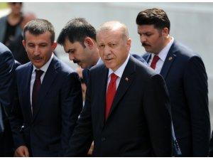 """Cumhurbaşkanı Erdoğan'dan Ahmet Davutoğlu'na: """"Bagajlarında ne varsa ortaya dökmelerinde fayda var"""""""
