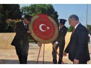 Kdz. Ereğli'de 30 Ağustos Zafer Bayramı kutlandı
