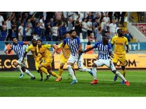Süper Lig: Kasımpaşa: 0 - Ankaragücü: 1 (ilk yarı)