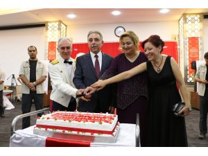 Konya'da 30 Ağustos Zafer Bayramı resepsiyonu
