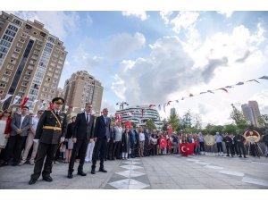 Zafer Bayramı Ataşehir'de kutlandı