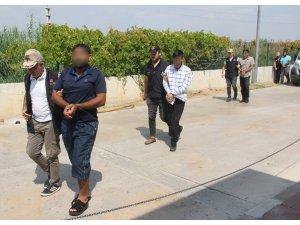 DEAŞ operasyonunda 5 tutuklama
