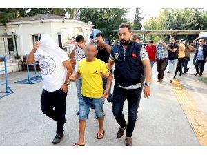 9 ildeki fuhuş operasyonunda 13 tutuklama