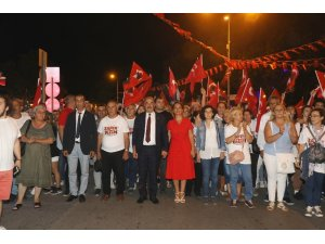 Mudanya'da 30 Ağustos coşkusu