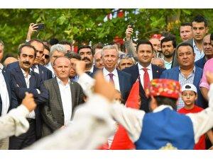 Başkent'te 30 Ağustos zafer coşkusu