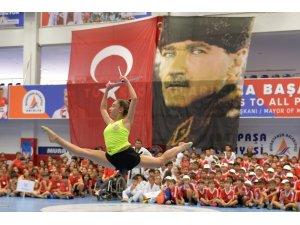 Murtpaşa'da geleceğin altın madalyalı sporcuları yetişiyor