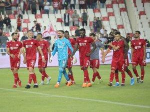 Sivasspor ile Gazişehir Gaziantep Süper Lig'de ilk kez karşılaşacak
