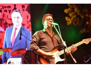 Bilecikliler Zafer Bayramını konserle kutladı