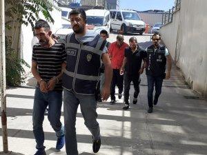 Kamu kurumlarında hırsızlık yapan şahıslar yakalandı