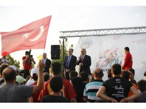 Spor A.Ş. tarafından 1. Erciyes Tenis Turnuvası düzenlendi