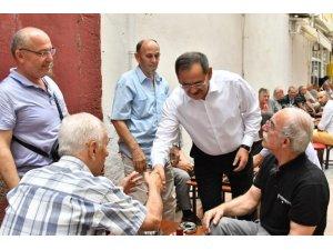 """Başkan Demir'den Samsunlulara: """"Randevuya gerek yok"""""""